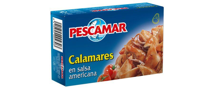 Calamares en salsa americana RO-280 FA