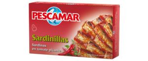 Sardinillas en tomate picante RR-90 FA