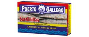 Sardinillas en aceite de girasol RR-90 FA