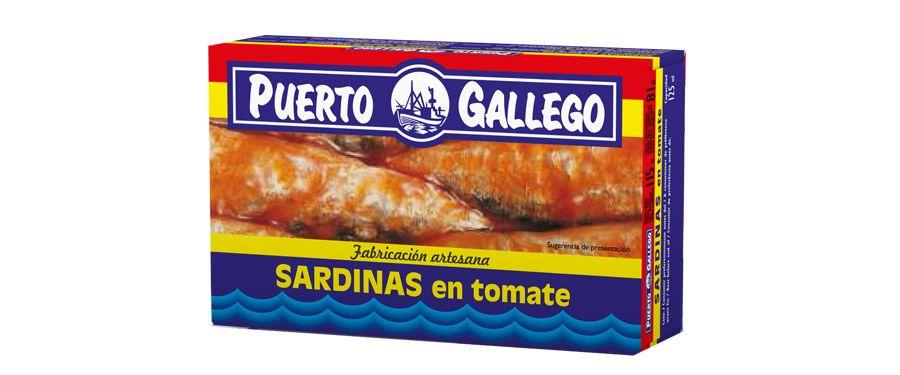 Sardinas en tomate RR-125 FA